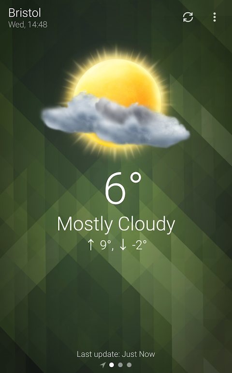 Weather 5.0.9 Screen 5