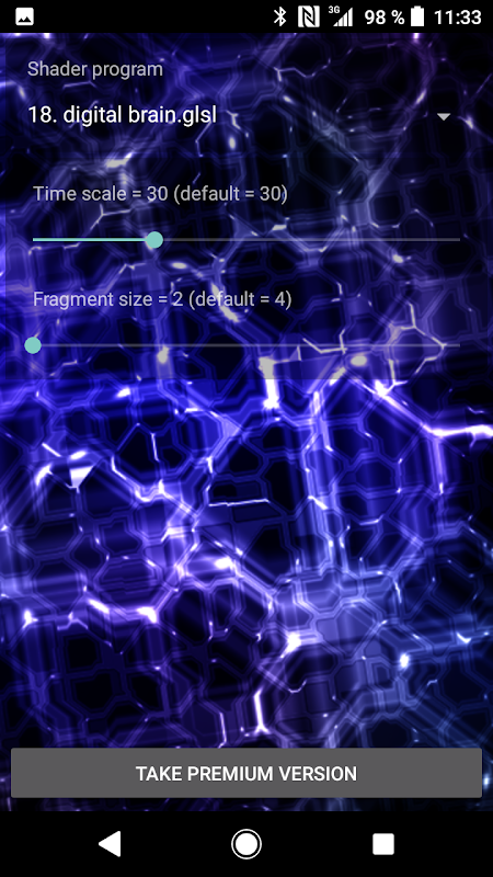 ShaderLive 1.0.3 Screen 5