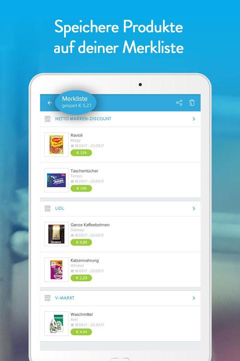 marktguru Prospekte & Angebote 3.0.16 Screen 6