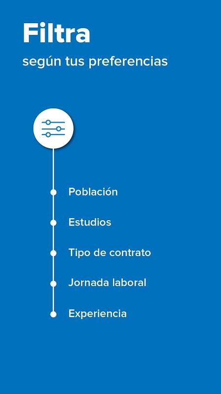 InfoJobs - Job Search 2.95.1 Screen 3
