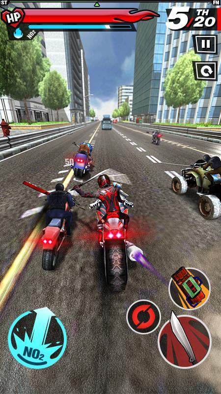 Fury Rider 1.0.3 Screen 3