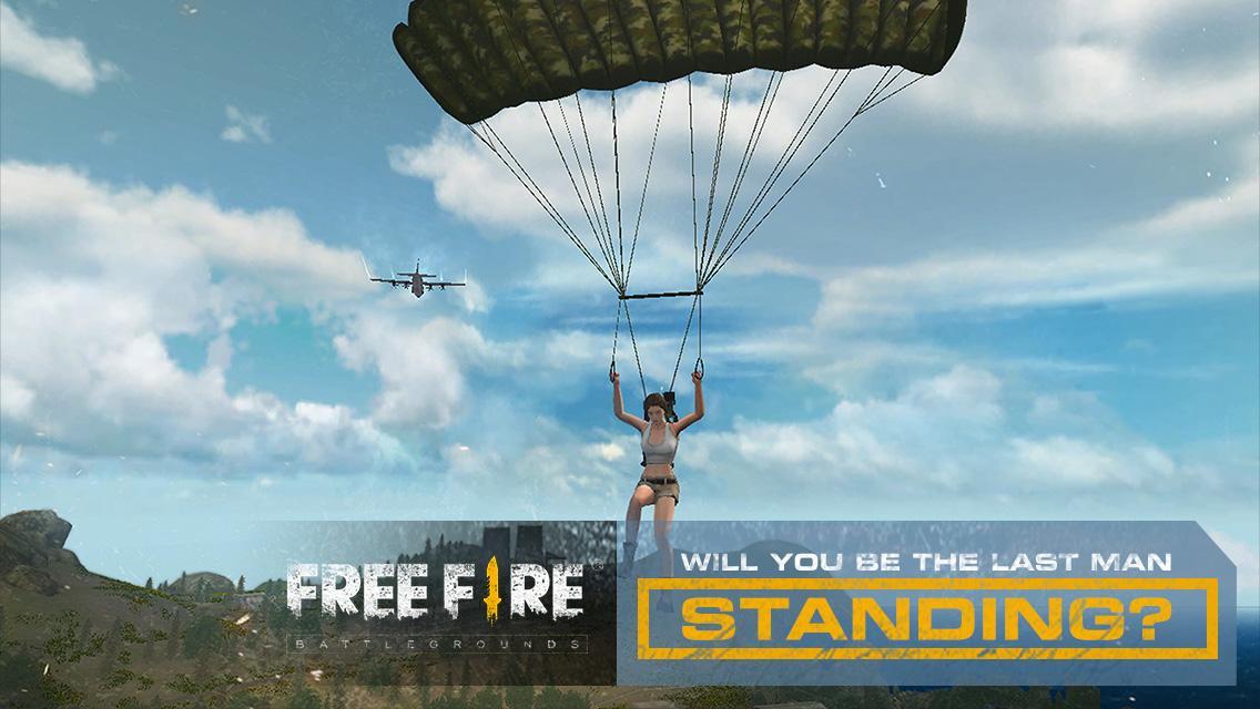 Free Fire - Battlegrounds 1.6.6 Screen 1