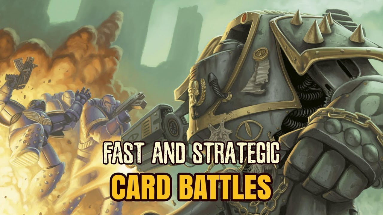 The Horus Heresy: Legions – TCG card battle game 1.0.80 Screen 1