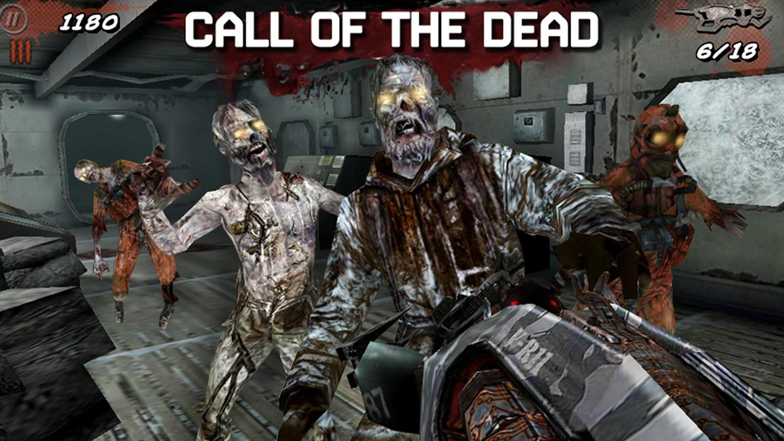 Android Call of Duty:Black Ops Zombies Screen 4