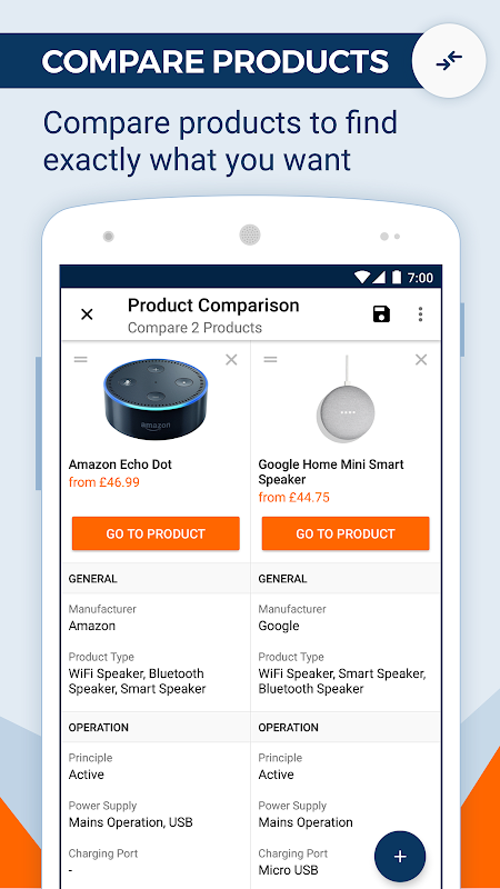 idealo - Price Comparison & Mobile Shopping App 10.3.0-BETA Screen 1
