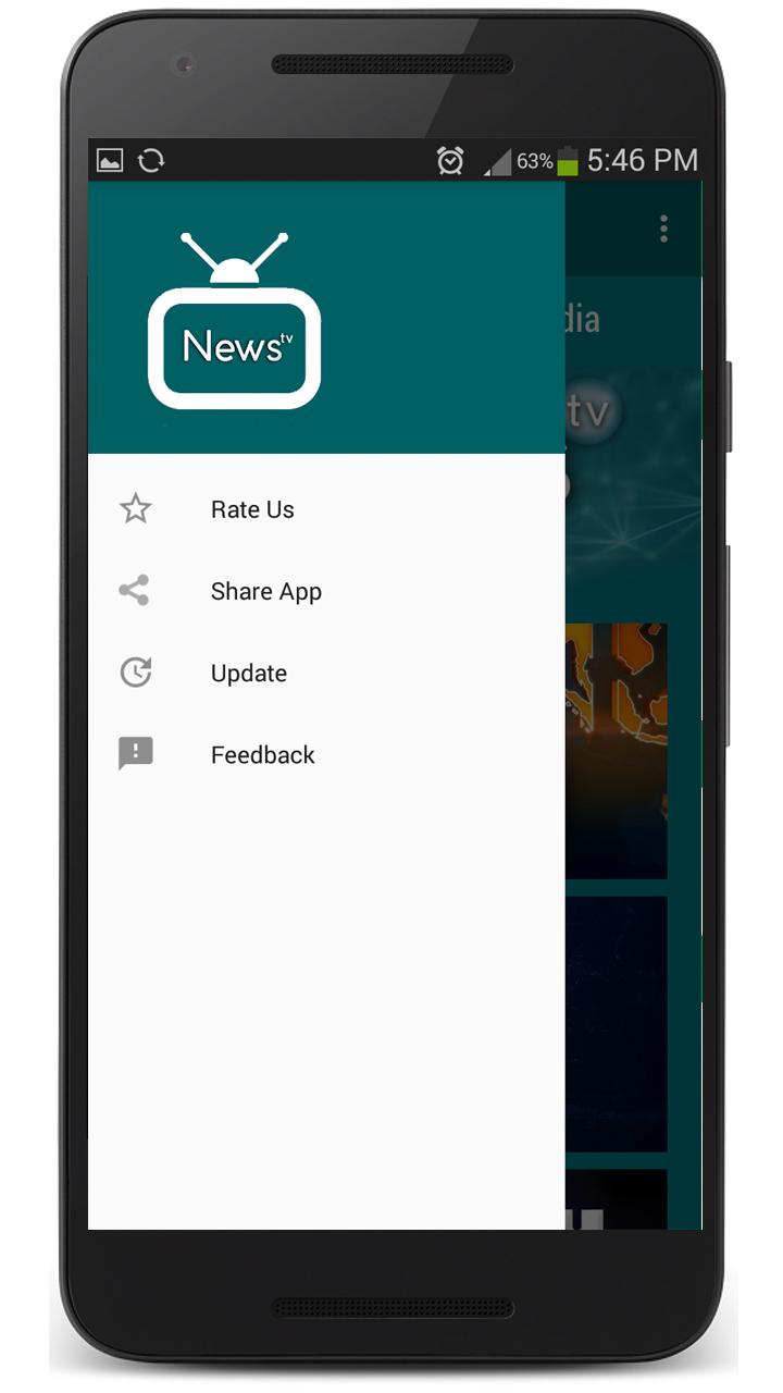 News TV IND & PK 1.1 Screen 8
