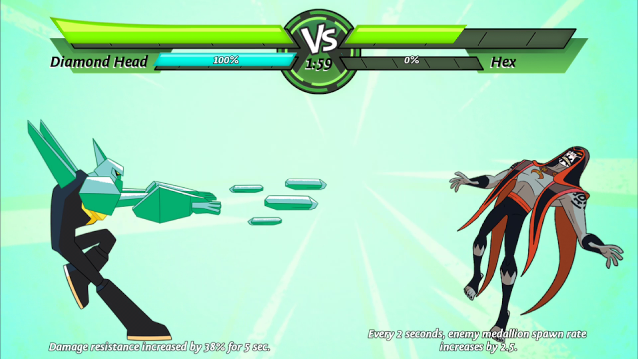 Ben 10: Alien Evolution 1.0.8-google Screen 5