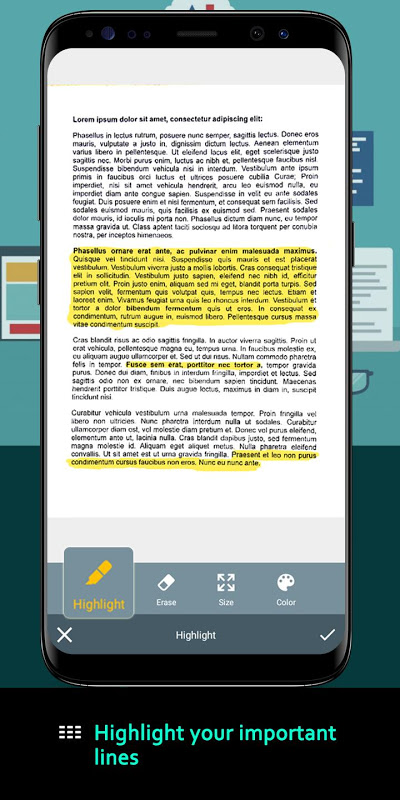 Document Scanner - PDF Creator 5.5.4 Screen 8