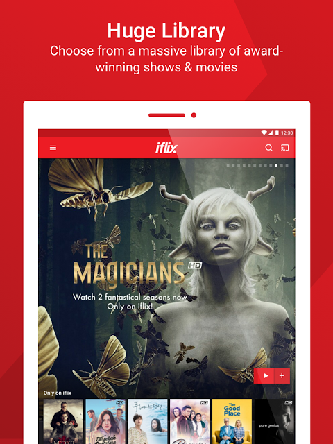 iflix 2.34.0-6823 Screen 6