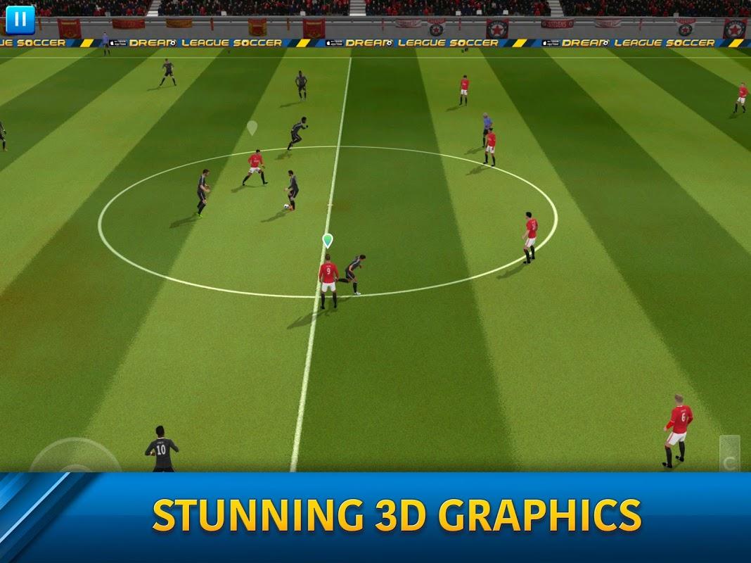 Dream League Soccer 2017 6.05 Screen 6