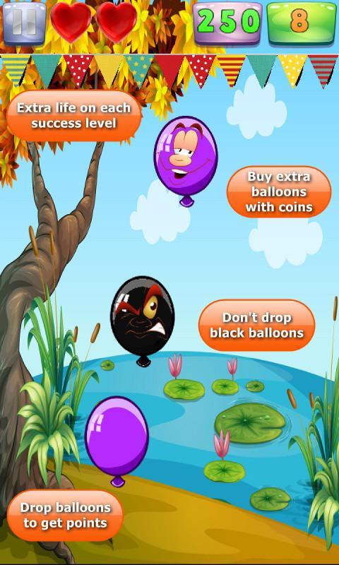 Smash Balloons 1.02 Screen 1
