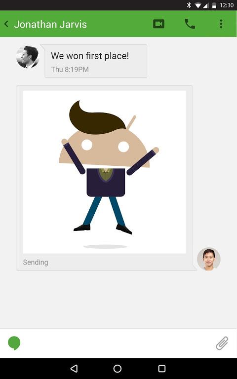Androidify 4.2 Screen 10