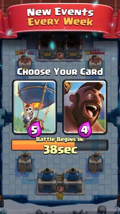 Clash Royale 2.1.8 Screen 48
