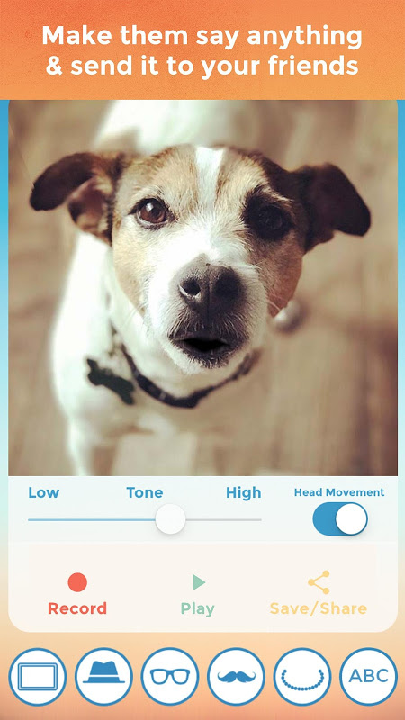 My Talking Pet 2.1.16 Screen 1
