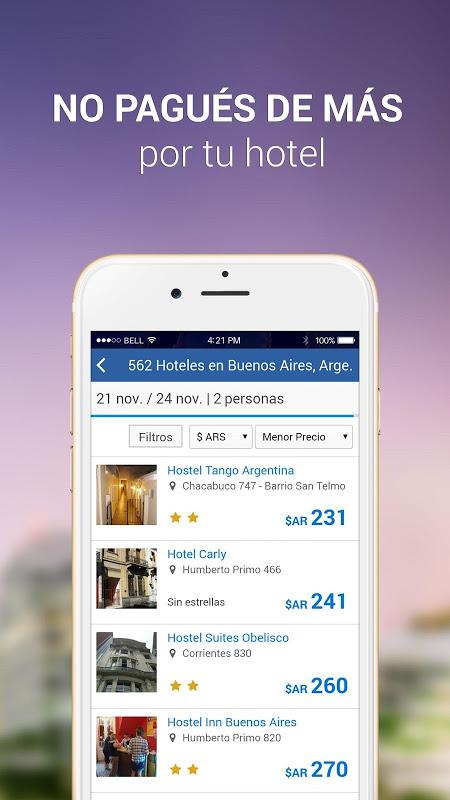 Android Turismocity Vuelos Baratos Screen 14