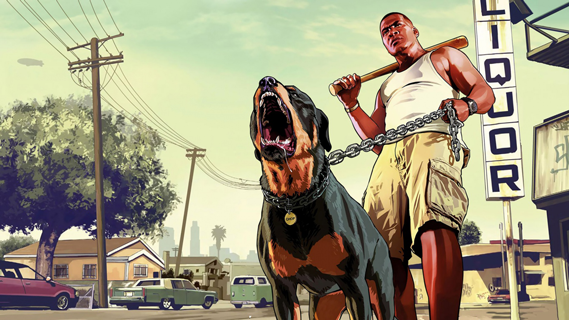 Grand Theft Auto V (GTA5) 1.0 Screen 1