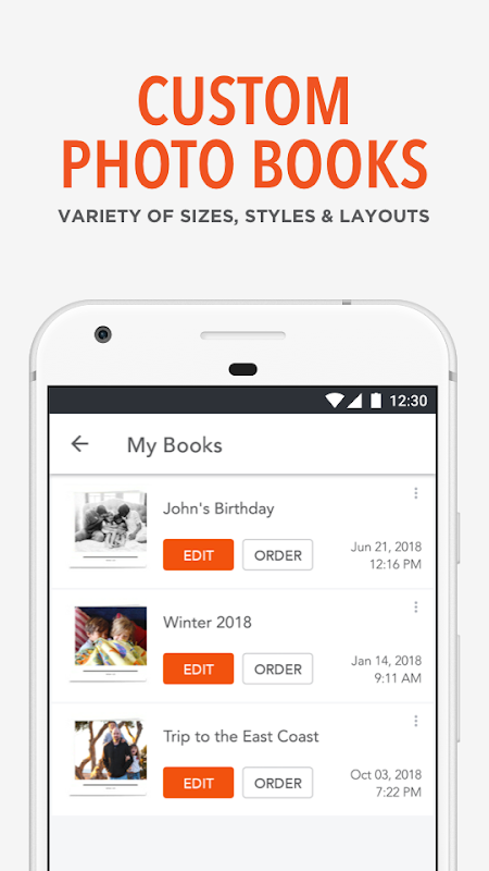 Shutterfly: Free Prints, Photo Books, Cards, Gifts 5.20.7 Screen 2