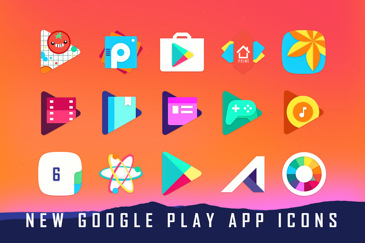 Android Ultra Icon Pack Screen 12