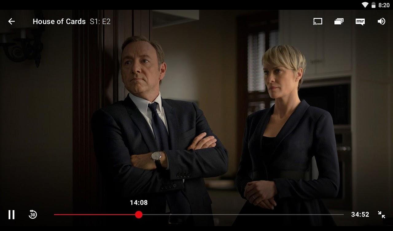Netflix 6.7.2 Screen 3