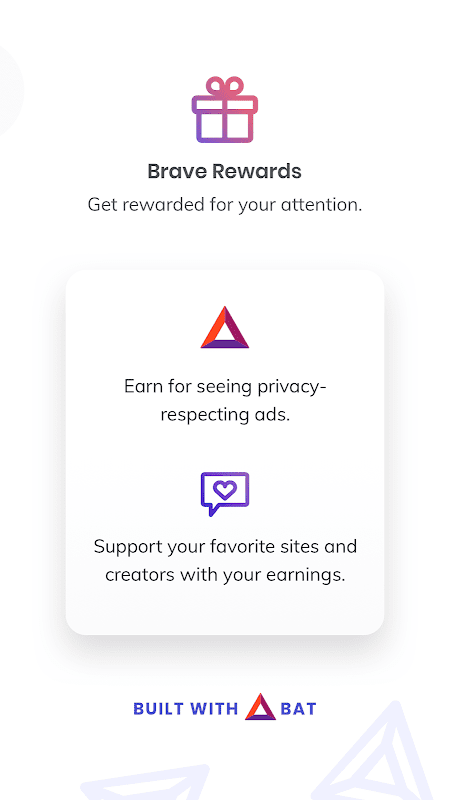 Brave Privacy Browser: Fast, safe, private browser 1.4.3 Screen 4