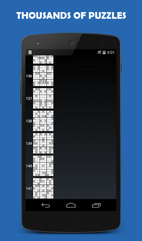 Sudoku 1.8.0 Screen 4