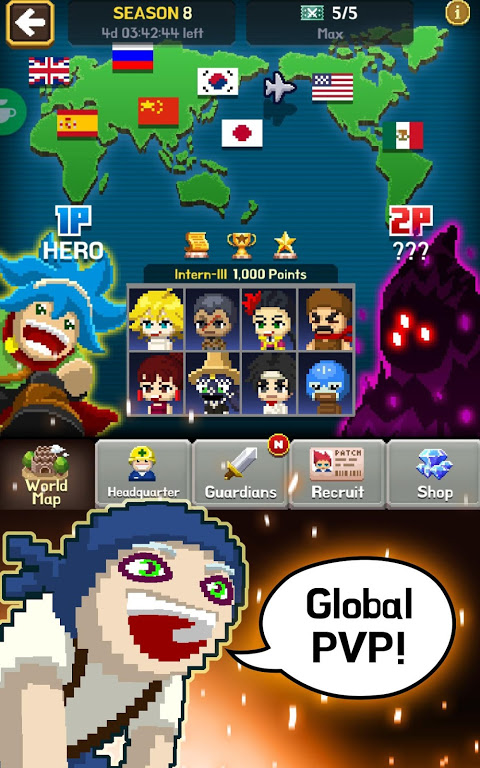 Android Videogame Guardians Screen 14