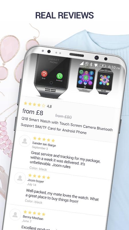 Joom. World's lowest prices 2.27.0 Screen 4