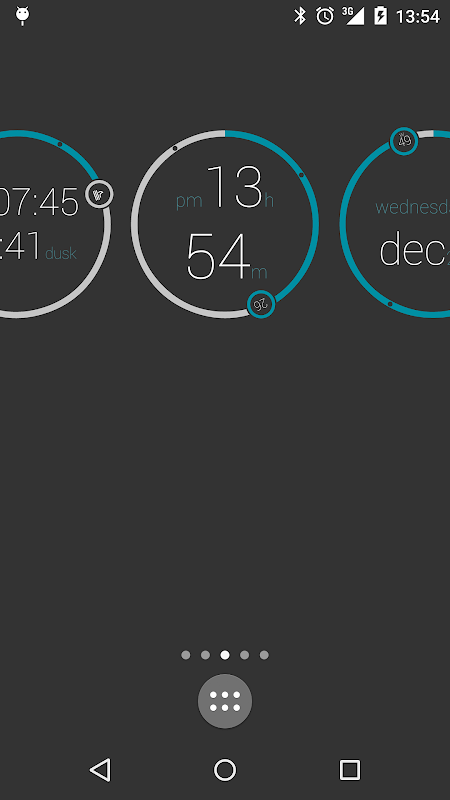 KLWP Live Wallpaper Maker 3.37b900818 Screen 6