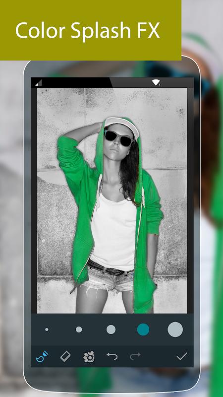 Android Photo Studio PRO Screen 7