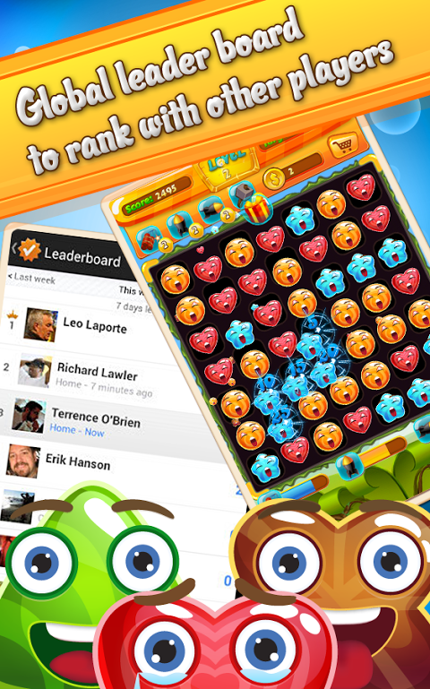 Android Cookie Frenzy Screen 4