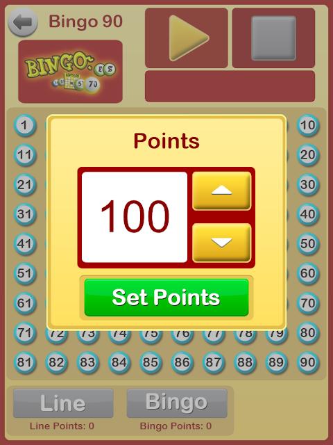 Bingo at Home 3.3.0 Screen 13