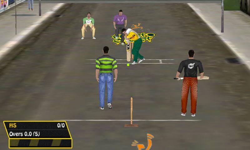 Street Cricket Pro 4.2 Screen 2
