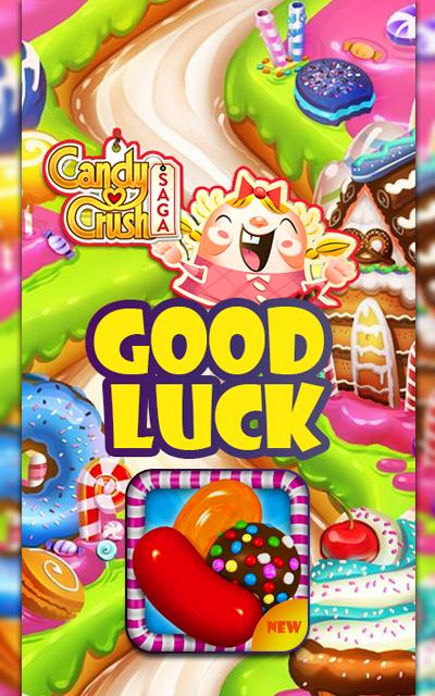 Candy Crush Saga  Guide and Cheats 1.0 Screen 3
