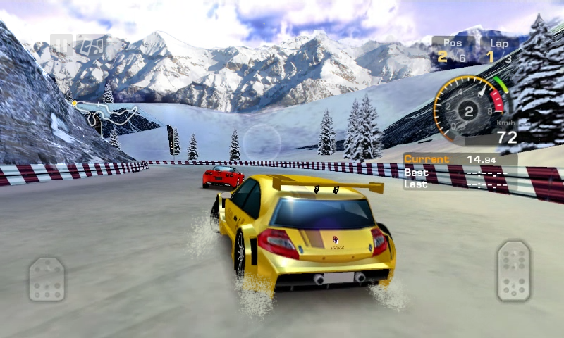 Android GT Racing: Motor Academy Free+ Screen 4