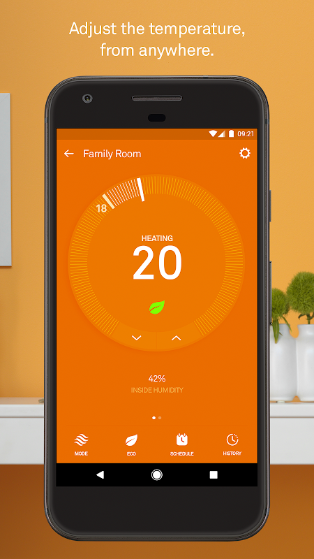 Nest 5.30.0.10 Screen 1