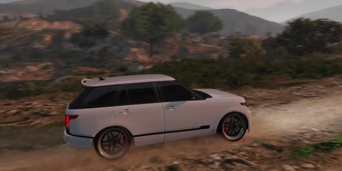 Driving Range Rover Simulator 1.1 Screen 6