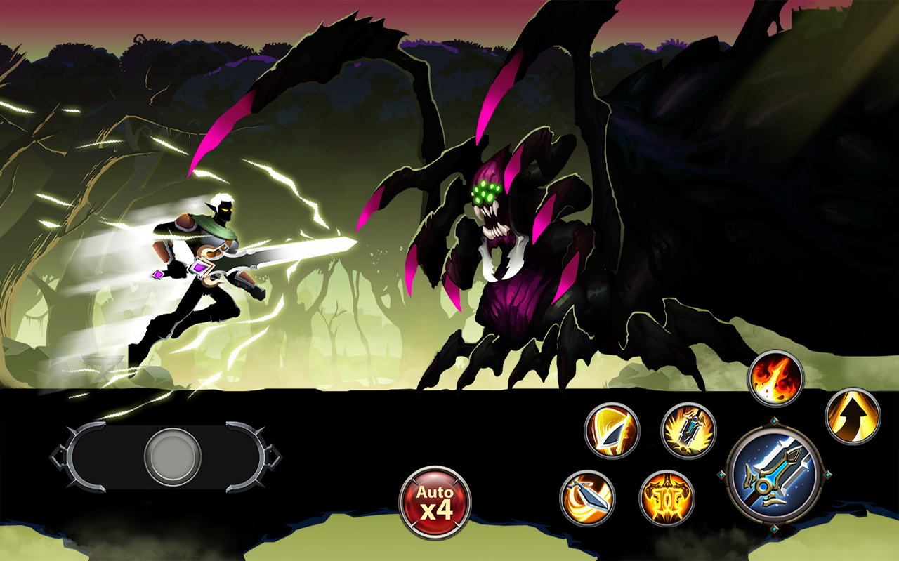 Shadow Legends - 2D Action RPG 21 Screen 1