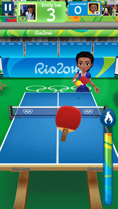 Android Rio 2016 Olympic Games Screen 6