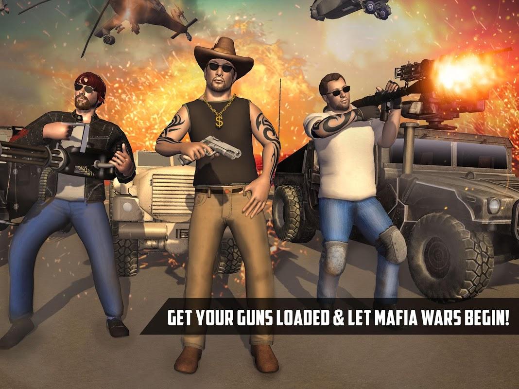 Android Real gangster fight:  Miami crime vs  Miami police Screen 5