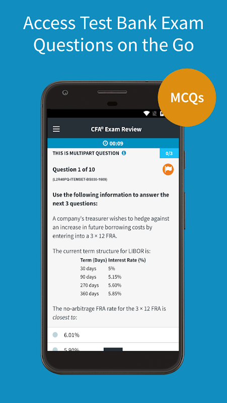 Wiley Efficient Learning 3.6.0 Screen 3