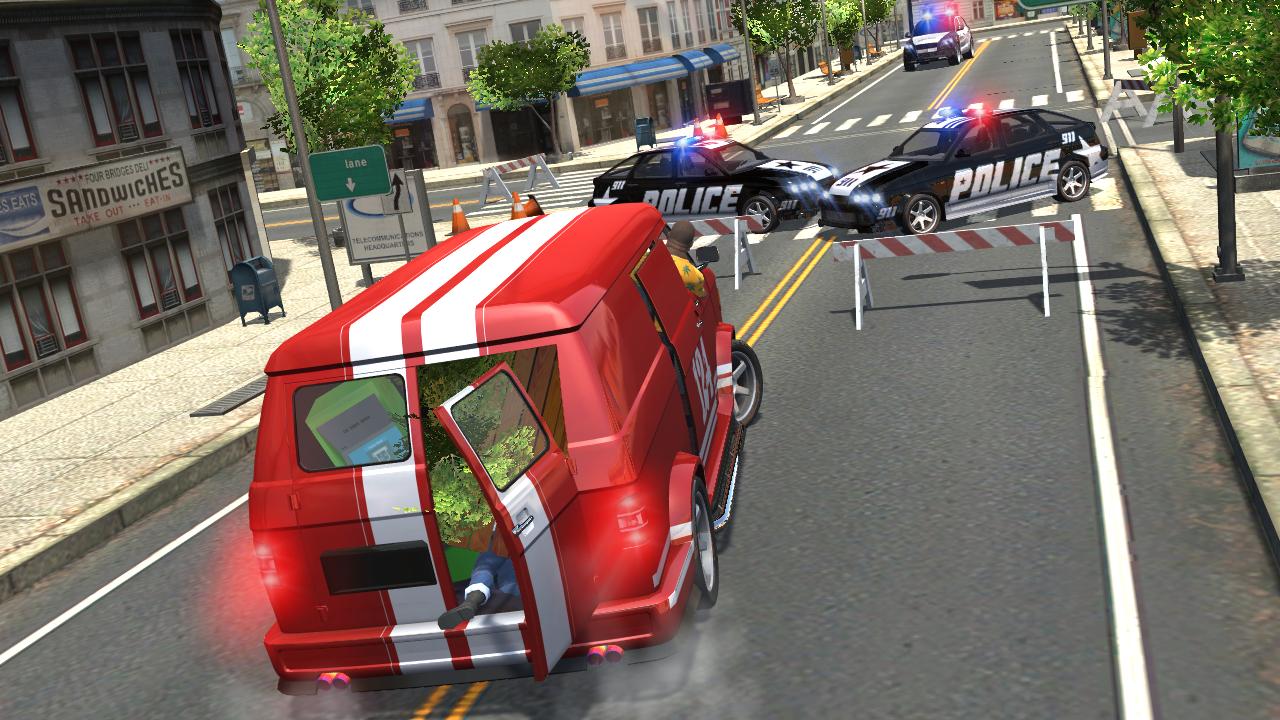 Urban Car Simulator 1.2.2 Screen 2