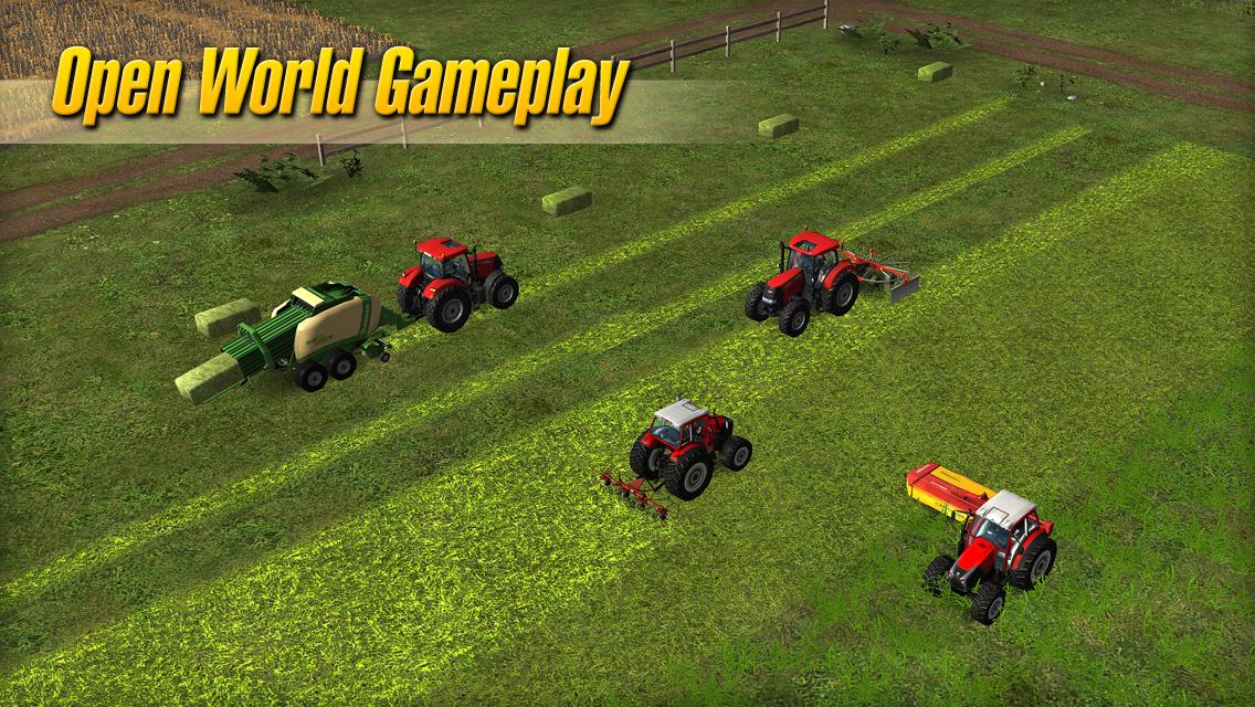 Farming Simulator 14 1.4.8 Screen 2
