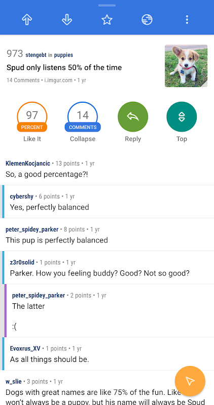 Relay for reddit 10.0.73 Screen 3