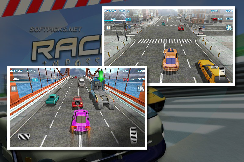 Turbo Car Traffic Racing 1.0 Screen 3
