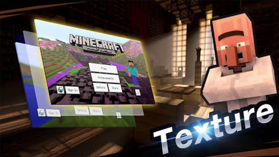 Android Master for Minecraft- Launcher Screen 7