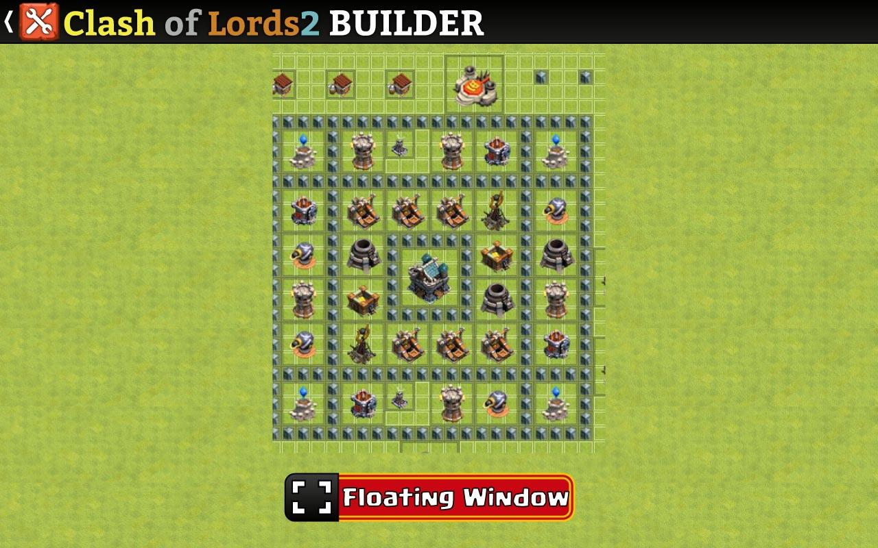 Android Clash of Lords 2 Builder Screen 8
