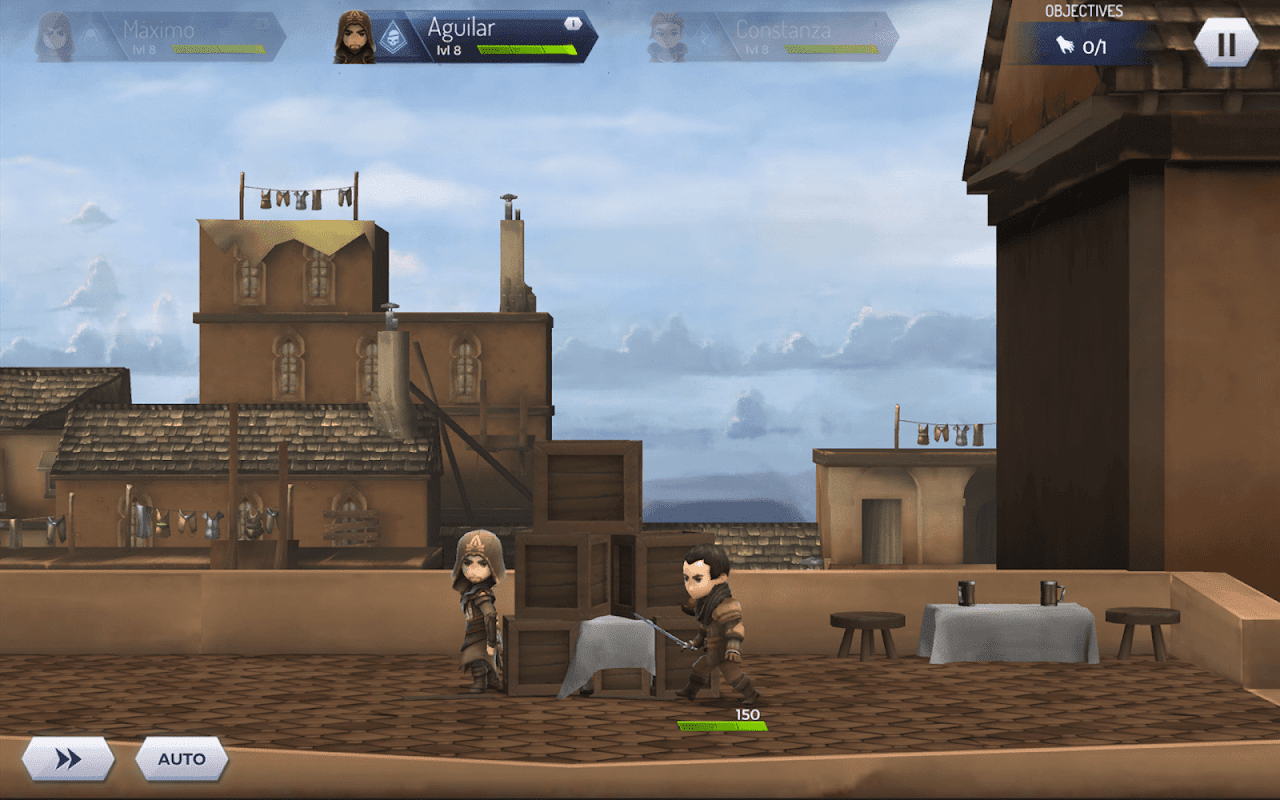 Assassin's Creed Rebellion 2.1.0 Screen 16