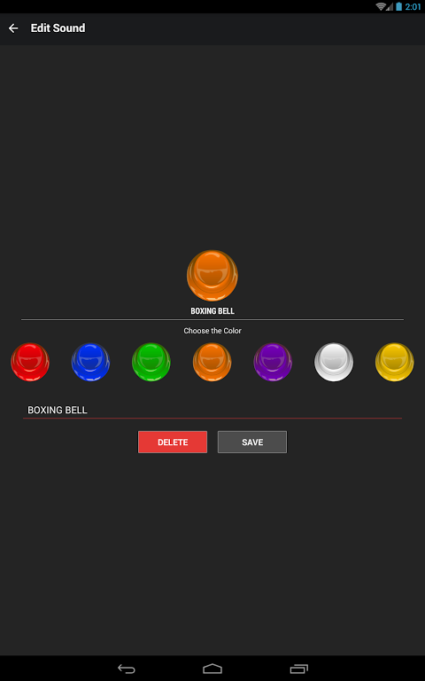 Instant Buttons 1.0.15 Screen 1
