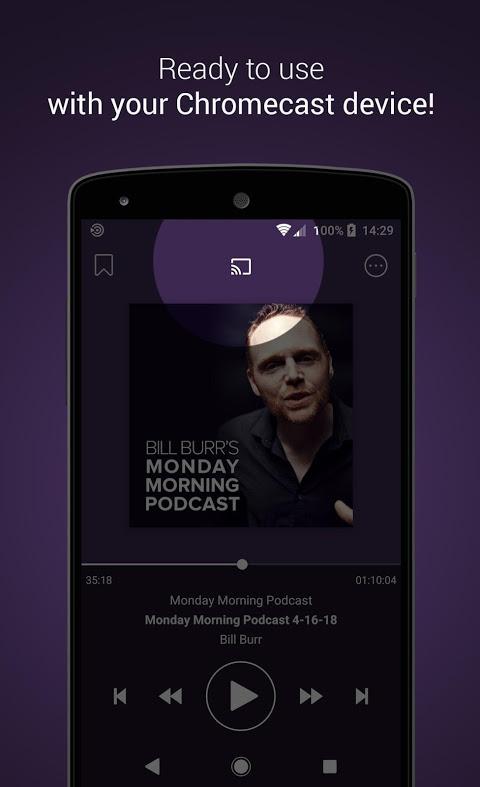 Podcast Go 2.10.37 Screen 3