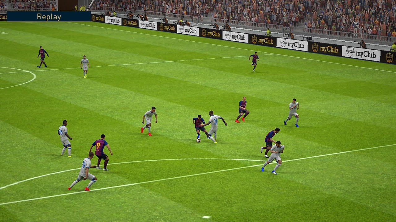 Android PES2017 -PRO EVOLUTION SOCCER- Screen 5